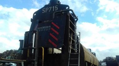 Presse Cisaille SIERRA EUROPE Type SP715 année 2013