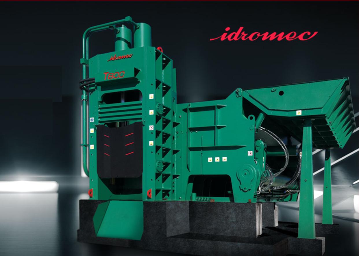 T800 Idromec
