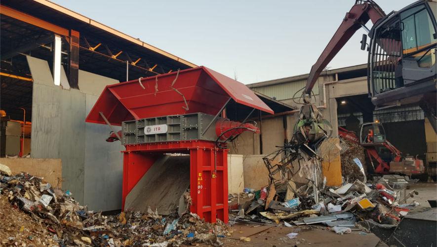 Granulateur Industriel ITR TSS